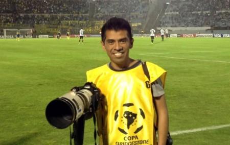 El fotoperiodismo español se une en apoyo de Hugo Ortuño