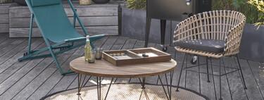25 artículos de Maisons du Monde para amueblar y decorar terrazas pequeñas y disfrutar del buen tiempo