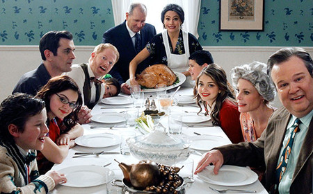 Cinco costumbres del Día de Acción de Gracias que nos han enseñado las series