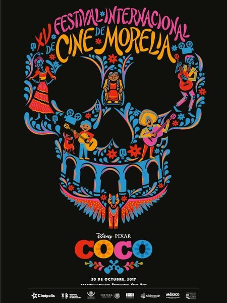 'Coco', la nueva película de Pixar, se presentará en México el 20 de octubre en el Festival de Cine de Morelia