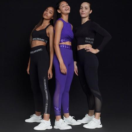 Que sí, que este año cumples tu propósito de ir al gimnasio: leggings y sujetadores deportivos que fichar en rebajas en busca de un empujoncito extra