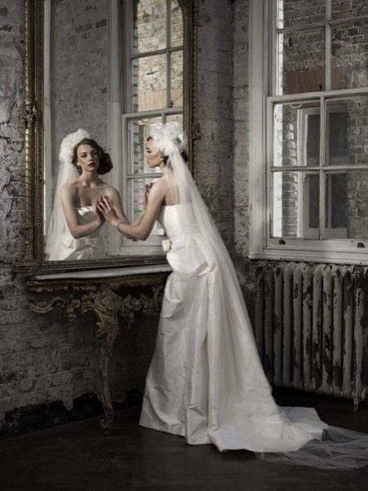 Bruce Oldfield vestido novia