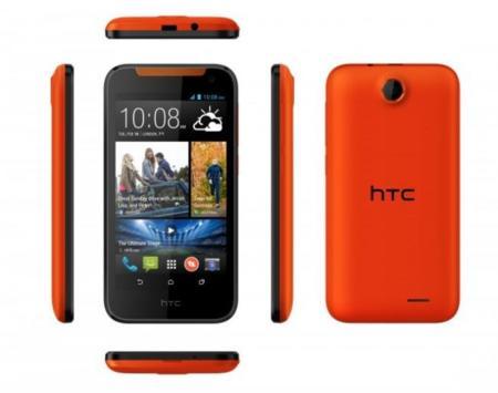 Se filtra el precio que tendrá HTC Desire 310 en Europa, competitivo