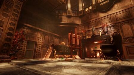 El castillo de Dimitrescu de Resident Evil Village es recreado en Dreams con un resultado de lo más impresionante