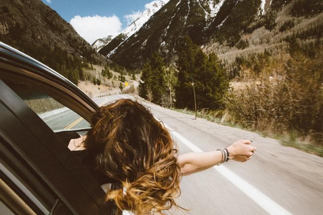 Felicidad Viajar