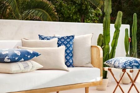 Siete taburetes de H&M Home ideales para poner un asiento extra en el salón o en la terraza