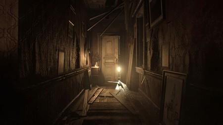 Resident Evil 7 Linterna Demo