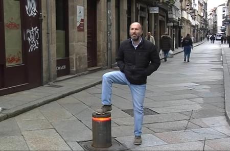 """""""Soy el alcalde de Ourense. Baje los bolardos de la ciudad"""": la extraña cruzada de Gonzalo Jácome"""