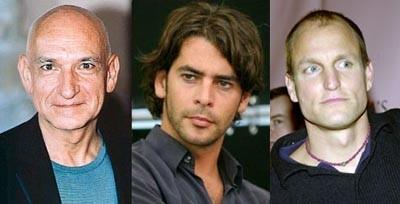 Woody Harrelson, Samantha Morton, Eduardo Noriega y Ben Kingsley en 'Trans-Siberian'