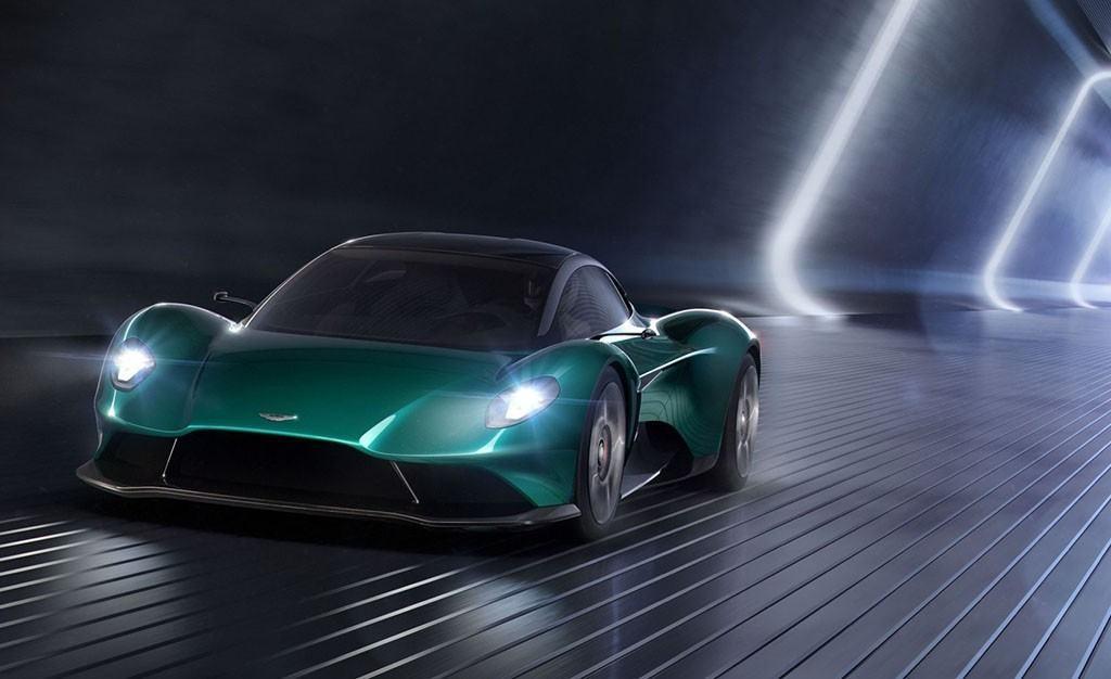 Foto de Aston Martin Vanquish Vision (5/8)