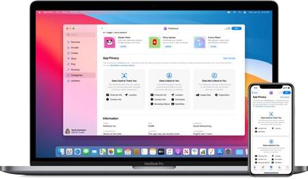 Apple confirma que sus apps mostrarán la información de privacidad en el App Store y aclara las quejas de WhatsApp