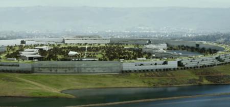 Imagen de la semana: No, el edificio que aparece en el trailer de The Circle no es el Apple Campus 2