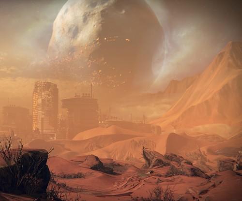 Los mejores viajes a Marte los hemos vivido con estos diez videojuegos