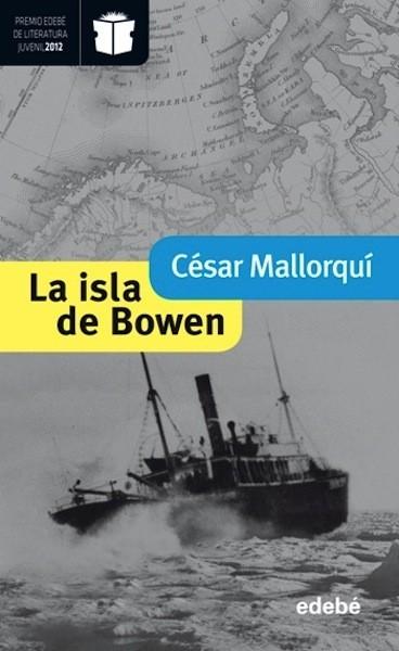 """""""La isla de Bowen"""", un tributo a Julio Verne y otros clásicos del género de aventuras"""