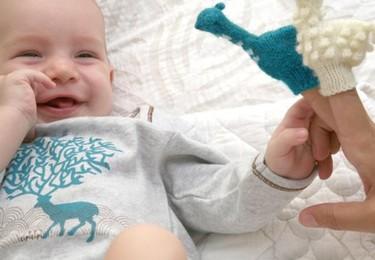 Tipitipi: bonitas prendas de algodón para bebés