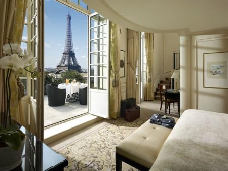 Shangri La Hotel Paris 19