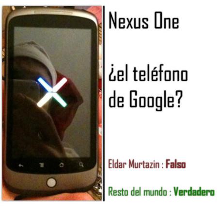 Opiniones enfrentadas sobre el Nexus One, ¿el teléfono de Google?