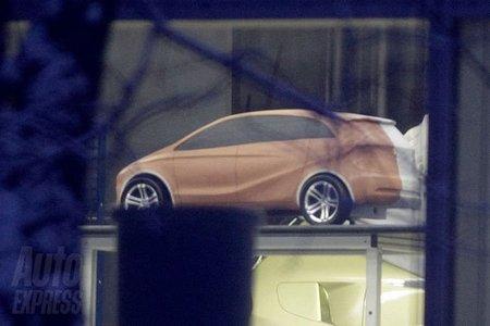Así podría ser el Mercedes-Benz Clase A 2012