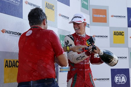Mick Schumacher F3