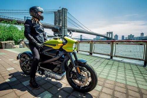 79f92163a7d La primera moto eléctrica de Harley-Davidson confirma todos sus detalles:  105 CV,