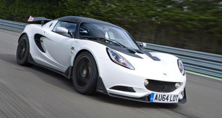Lotus Elise S Cup, apto para carretera