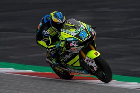 Jorge Navarro Estiria Moto2 2021