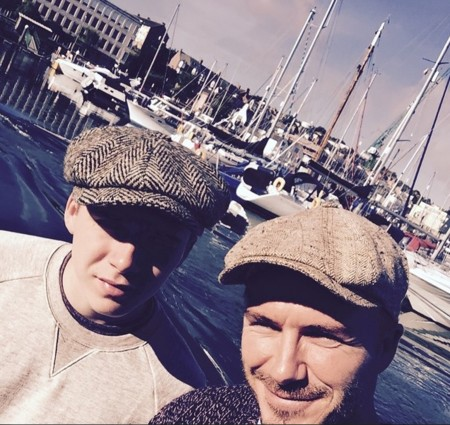 Dia De Pesca Beckham