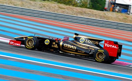 Nicolas Prost probará con Lotus en el test de jóvenes pilotos Abu Dabi