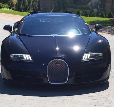 Cristiano Ronaldo se regala un Bugatti Veyron