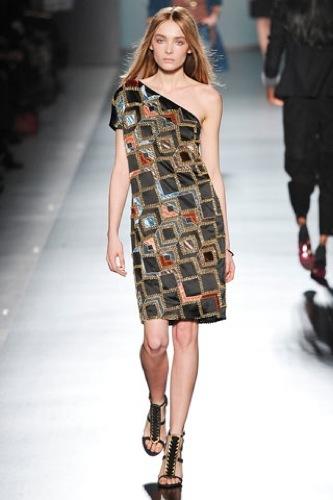 Etro Otoño-Invierno 2009/2010 en la Semana de la Moda de Milán