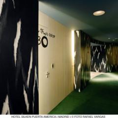 Foto 3 de 9 de la galería hotel-puerta-america-mariscal-y-salas en Decoesfera