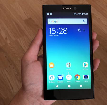 Sony Xperia L2 Pantalla