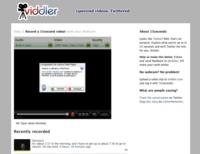 15s, el micro-videoblogging de Viddler