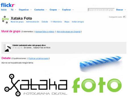 Bienvenidos a Xataka Foto... en flickr