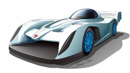 Nobuhiro Tajima tratará de conquistar Pikes Peak con un prototipo eléctrico