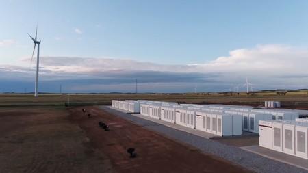 Baterías Tesla en Australia