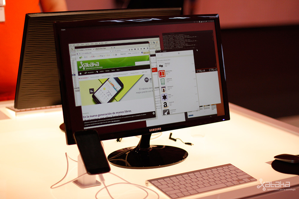 Foto de Canonical y Ubuntu en MWC16 (20/23)