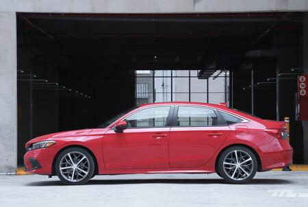 Honda Civic 2022 Opiniones Prueba Mexico 11