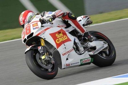 MotoGP Portugal 2011: primeros libres que nos dan alguna pauta