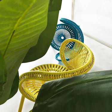 Descubre los muebles de exterior CIRQL con un estilo vintage que nos encanta para este verano