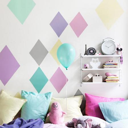 Geometriza tus paredes