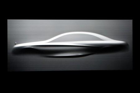 Aesthetics S, las líneas del futuro según Mercedes