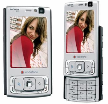 Rumor: Nokia N95 con 8 GB
