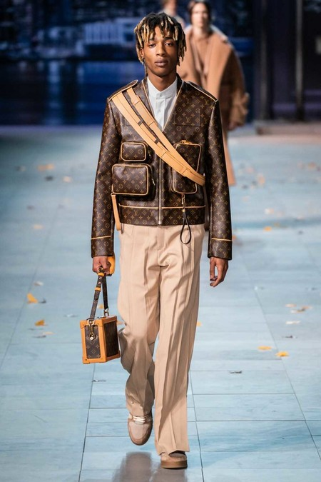 Louis Vuitton Fall Winter 2019 Paris Fashion Week 038