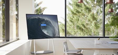 Surface Hub 2S y Surface 2X: los nuevos equipos de Microsoft que llegarán pensados para entornos profesionales