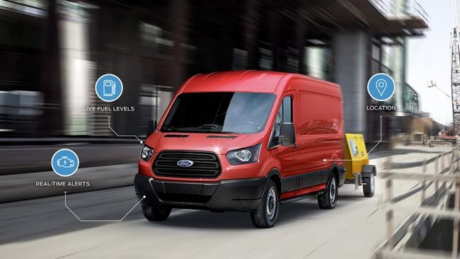 Una app para controlarlos a todos: Ford lanza un sistema de gestión de flotas con control de kilometraje y ubicación