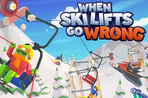 Análisis de When Ski Lifts Go Wrong: el puzle de físicas perfecto para tus ratos muertos