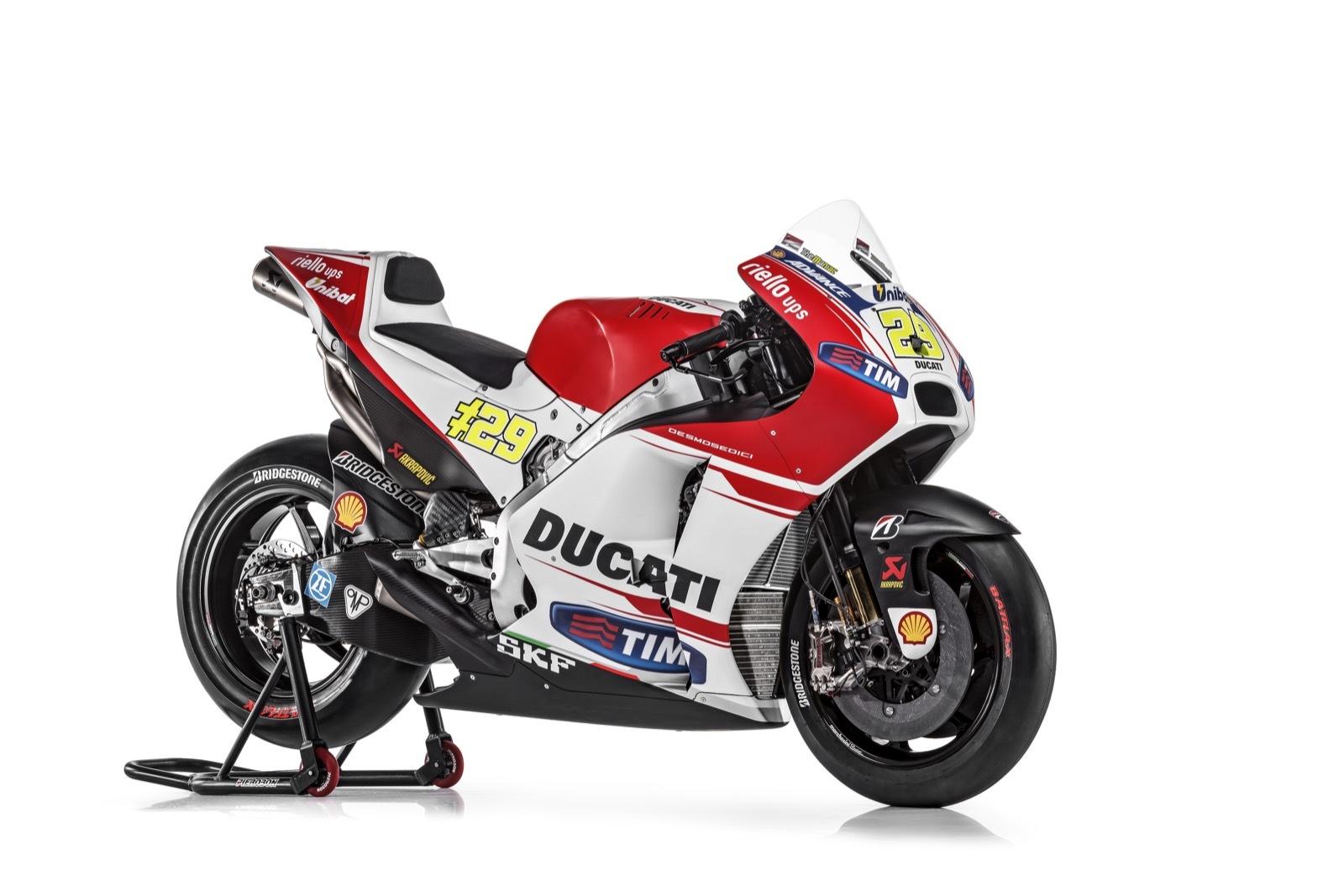 Foto de Galería Ducati Desmosedici GP15 (8/63)