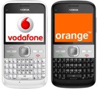Vodafone y Orange lanzan el Nokia E5 en España, el serie E más asequible en relación a sus prestaciones
