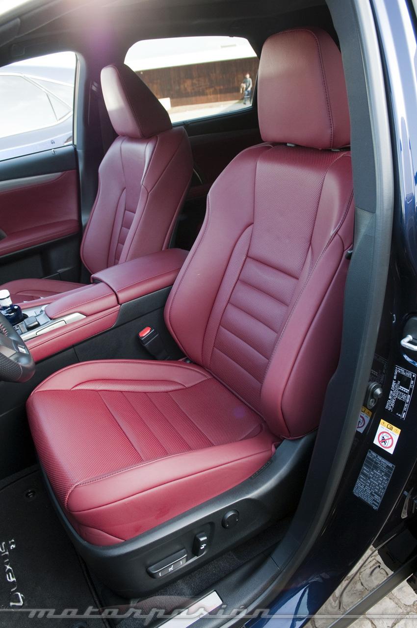 Foto de Lexus RX 450h, toma de contacto (17/28)